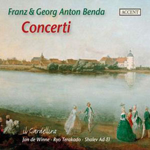 Franz & Georg Anton Benda