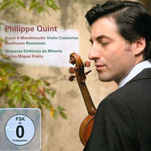 Bruch & Mendelssohn Violin Concertos