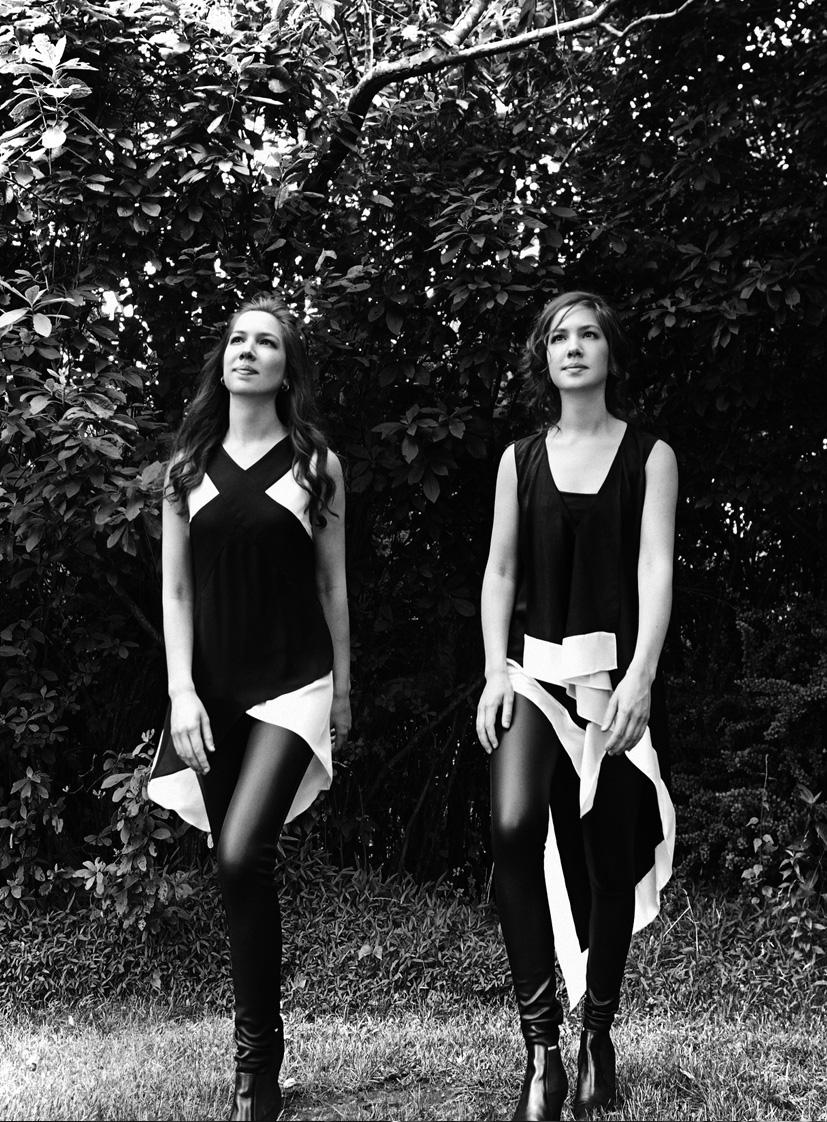 Christina & Michelle Naughton
