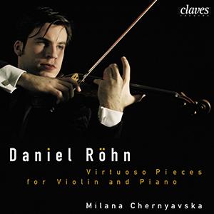 Virtuoso Pieces for Violin and Piano