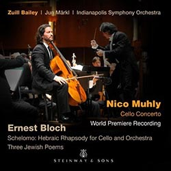 Ernest Bloch Cello Concerto