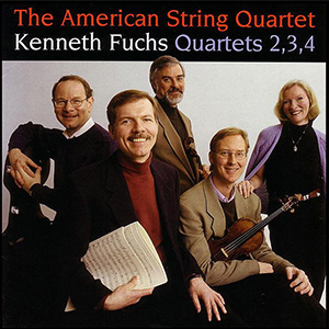Kenneth Fuchs Quartets